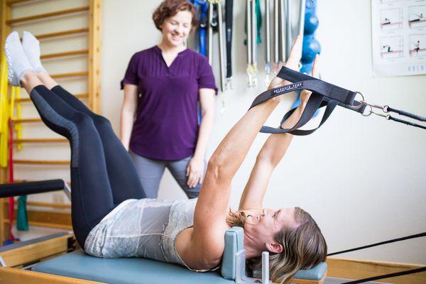 Формирование физиологичной осанки с помощью фитнес-реабилитации
