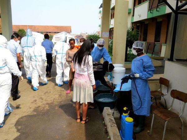 Вспышка чумы на Мадагаскаре