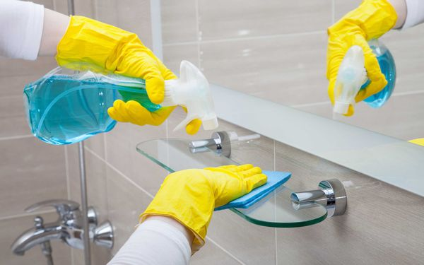 Применение перчаток для профилактики кератолиза
