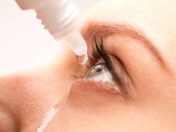 Медикаментозное лечение глаукомы