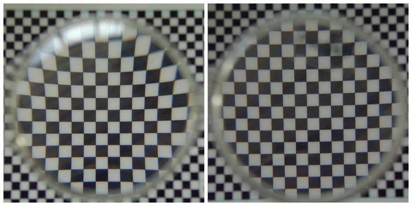 Сравнение качества зрения при сферической и асферической оптике
