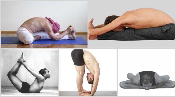 Йогические упражнения