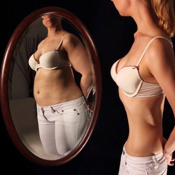Нарушение восприятия собственной массы тела