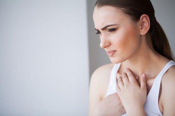 Боль в груди при тревожно-депрессивном расстройстве