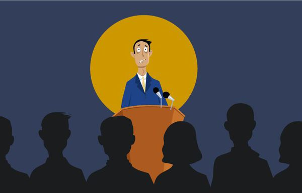 Страх неудачи при выступлении перед публикой