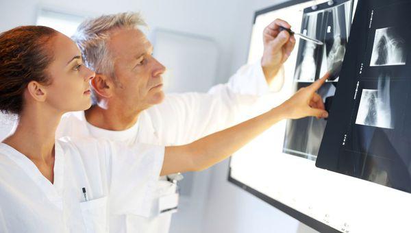 Исследование рентген-снимков несколькими специалистами