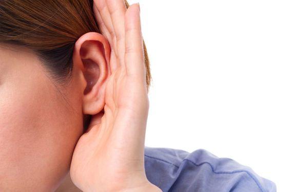 Снижение или потеря слуха