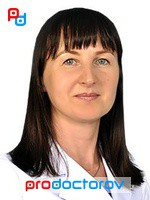 Яковлева Марина Геннадьевна, детский пульмонолог, педиатр, пульмонолог - Адлер