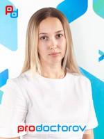 Ходырева Наталья Игоревна, лор, сурдолог - Иркутск