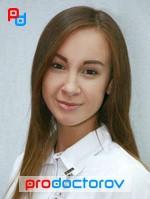 Крюкова Ксения Андреевна, стоматолог - Кемерово