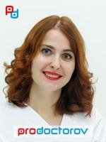 Таран Людмила Сергеевна, врач-косметолог, трихолог - Краснодар