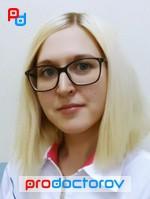 Костюкова Дарья Сергеевна, детский дерматолог - Красноярск