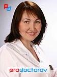 Никитина (Константинова) Ирина Леонидовна, врач узи, терапевт - Москва