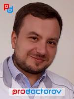 Федотов Илья Андреевич, психотерапевт, нарколог, психиатр - Рязань