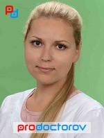 Белоус Анна Владимировна, кардиолог, терапевт - Симферополь